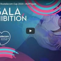 Rostelecom 2020, il Gala in diretta
